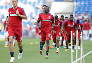 July 4, 2018: FC Dallas plays Atlanta United at Toyota Stadium in Frisco, Texas.