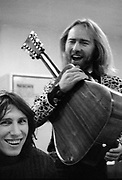 Roy Harper and Roger Waters
