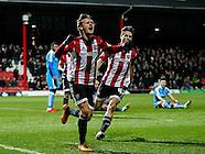 Brentford v Wolverhampton Wanderers 230216