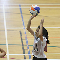 Jurong East Sports Complex, Thursday, May 26, 2016 — Anglo-Chinese Junior College defeated River Valley High 37-32 to finish third in the National A Division Netball Championship.