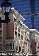 Exterior of restored Reading Station, Market Street, Philadelphia, PA
