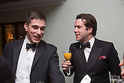 CAPT; GILES CRABTREE; TOM GALLIANO; , THE 35TH WHITE KNIGHTS BALLIN AID OF THE ORDER OF MALTA VOLUNTEERS' WORK WITH ADULTS AND CHILDREN WITH DISABILITIES AND ILLNESS. The Great Room, Grosvenor House Hotel, Park Lane W1. 11 January 2014