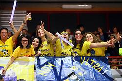 I TIFOSI DI CONEGLIANO<br /> PALLAVOLO VOLLEY SUPERCOPPA ITALIANA FEMMINILE 2017-2018<br /> IGOR GORGONZOLA NOVARA - IMOCO VOLLEY CONEGLIANO<br /> NOVARA 01-11-2017<br /> FOTO FILIPPO RUBIN / LVF