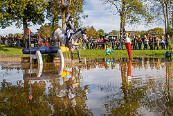 De Liedekerke-Meier Lara, BEL, Hooney D'Arville<br /> Le Lion d'Angers - Eventing World Breeding Championship 2019<br /> Teilprüfung Cross-Country 6 jährige<br /> 19. Oktober 2019<br /> © www.sportfotos-lafrentz.de/Dirk Caremans