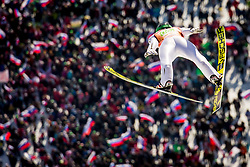 Robert Kranjec of Slovenia during Ski Flying Hill Team Competition at Day 3 of FIS Ski Jumping World Cup Final 2018, on March 24, 2018 in Planica, Ratece, Slovenia. Photo by Ziga Zupan / Sportida