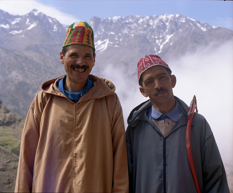 Omar & Omar, High Atlas Mountains, Morocco / Conde Nast Traveller