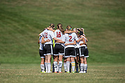 Dean College Women's Soccer at Sussex County Community College in Newton, NJ on Sunday September 28, 2014. (photo / Mat Boyle)