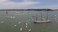 PORTUGAL, Lisbon. 9th June 2012. Volvo Ocean Race, Oeiras In-Port Race.