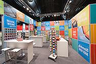 Raumbuero aus Planegg, Messestand Groh Verlag auf der Buchmesse 2014,