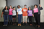 The finale of the Youth Squad fashion show during the Planned Parenthood National Conference held Washington DC on March 26, 2014. <br /> <br /> Photo Credit: Ryan Brown