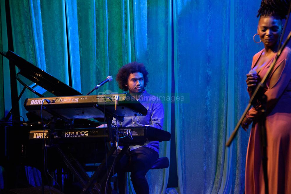 Wesley Keet, VuDu. Cape Town International Jazz Festival 2017. Photo by Alec Smith/imagemundi.com