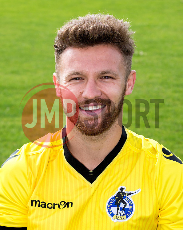 Matt Taylor of Bristol Rovers - Mandatory by-line: Robbie Stephenson/JMP - 04/08/2016 - FOOTBALL - The Lawns Training Ground - Bristol, England - Bristol Rovers Head Shots