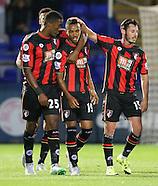 Hartlepool United v Bournemouth 250815