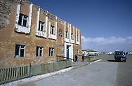Mongolian house