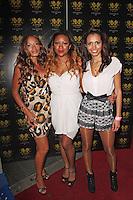 LONDON - May 29: The Honeyz at the Lipsy VIP Fashion Awards 2013 (Photo by Brett D. Cove)