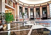 Citizen's Bank Rotunda - Dinner Location and Alternate Ceremony Venue - Providence, Rhode Island