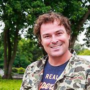 NLD/Hilversum/20130820- Najaarspresentatie RTL 2013, tv kok Casper Burgli