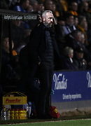 Shaun Derry, Cambridge United Manager looks on during the EFL Sky Bet League 2 match between Cambridge United and Hartlepool United at the Cambs Glass Stadium, Cambridge, England on 14 March 2017. Photo by Harry Hubbard.