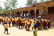 The Mbaem community school, Ghana.