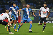 Andy Drury during the The FA Cup Third Round Replay match between Bolton Wanderers and Eastleigh at the Macron Stadium, Bolton, England on 19 January 2016. Photo by Pete Burns.