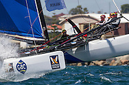 4th March 2016. Fremantle, WA. World Match Racing Tour.