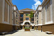 Pralle-Sodaro Residence Hall on Campus of Chapman University