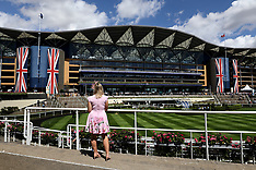 King George Day - Ascot Racecourse - 28 July 2018