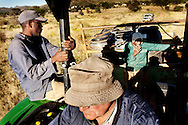 Namibia used to be called German South West Africa and was a colony under South Africa. White farmers held more than half of the farm land. Land reforms are changing that. Today the Namibian state has pre-emption on all farm land up for sale, so when a farm is changing owners the state offers it up to buyers.