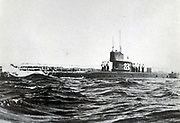 Type of English submarine