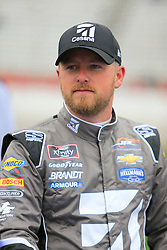 February 23, 2019 - Hampton, GA, U.S. - HAMPTON, GA - FEBRUARY 23: #7: Justin Allgaier, JR Motorsports, Chevrolet Camaro Cessna prior to the Rinnai 250 on February 23, 2019 at the Atlanta Motor Speedway in Hampton, GA.  (Photo by David J. Griffin/Icon Sportswire) (Credit Image: © David J. Griffin/Icon SMI via ZUMA Press)