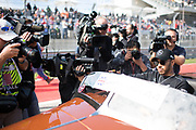 October 18-21, 2018: United States Grand Prix. Lewis Hamilton (GBR), Mercedes AMG Petronas Motorsport, F1 W09 EQ Power+