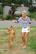 OK Magazine - At home with Sonia Kruger, Eleanora Heights, NSW