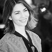 """Black & White Portrait """"Sofia Coppola """" during the 66th Annual Cannes Film Festival"""
