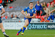 Doncaster RLFC loose forward Brandon Wilkinson (26) in action  during the Challenge Cup 2018 match between Doncaster and Featherstone Rovers at the Keepmoat Stadium, Doncaster, England on 22 April 2018. Picture by Simon Davies.