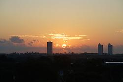 Sunrise in the City