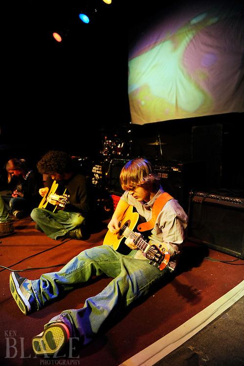 School of Rock - BEATLES.May 2, 2009, Agora Ballroom.Photo by Ken Blaze.