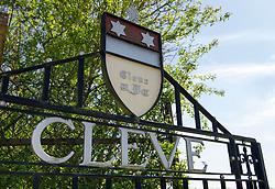 Cleve RFC - Mandatory by-line: Paul Knight/JMP - 09/04/2017 - RUGBY - Cleve RFC - Bristol, England - Bristol Ladies v Saracens Women - RFU Women's Premiership Play-off Semi-Final