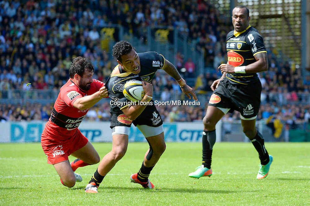 Alofa ALOFA - 25.04.2015 - La Rochelle / Toulon - 23eme journee de Top 14<br />