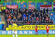 ARNHEM - 29-01-2017, Vitesse - AZ, Stadion Gelredome, uitvak