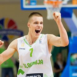 20120714: SLO, Basketball - U20 European Championship Men Slovenia 2012, Slovenia vs Lithuania
