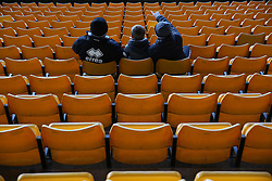 Port Vale fans before Port Vale's and Coventry City's match at Vale Park