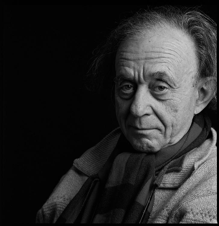 Frederick Wiseman . documentary filmmaker . Amsterdam