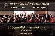 McQueen High School Orchestra