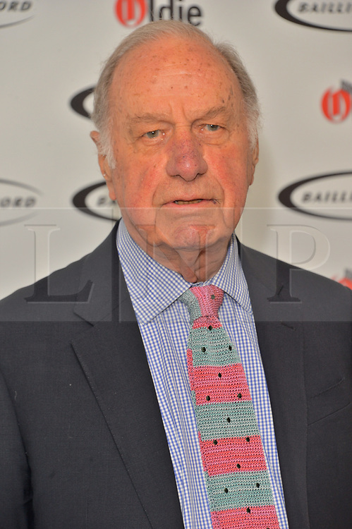 © Licensed to London News Pictures. 30/01/2018. London, UK.  JEFFREY PALMER attends The Oldie Of The Year Awards 2018 held at Simpsons In The Strand. Photo credit: Ray Tang/LNP