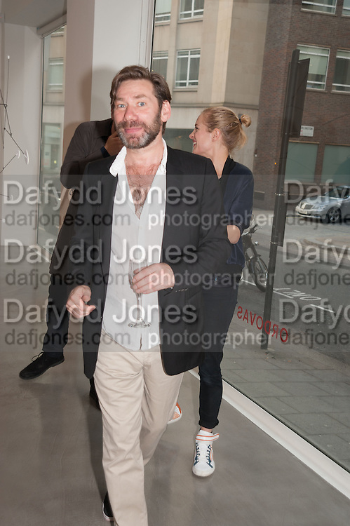 MAT COLLISHAW, Pilar Ordovas hosts a Summer Party in celebration of Calder in India, Ordovas, 25 Savile Row, London 20 June 2012