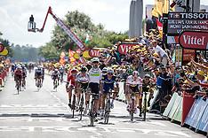 2016 Tour De France Stage 1 Mont-Saint-Michel - Utah Beach Sainte-Marie-du-Mont