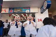 Tijuana, Mexico: Drug promotion, pharmacy.