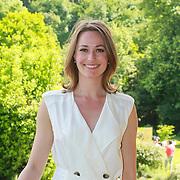 ITA/Lucca /20130521 - Presenttie Cast film De Toscaanse Bruiloft, Sophie van Oers