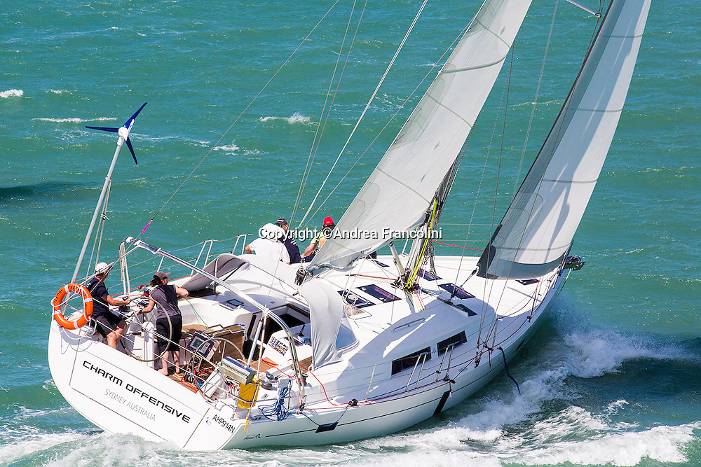 Sealink Magnetic Island Race week 2016<br /> 5/9/2016<br /> ph. Andrea Francolini<br /> CHARM OFFENSIVE