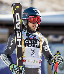 18.12.2016, Grand Risa, La Villa, ITA, FIS Ski Weltcup, Alta Badia, Riesenslalom, Herren, Siegerpräsentation, im Bild Mathieu Faivre (FRA, 2. Platz) // second placed Mathieu Faivre of France during the winner presentation for the men's Giant Slalom of FIS ski alpine world cup at the Grand Risa race Course in La Villa, Italy on 2016/12/18. EXPA Pictures © 2016, PhotoCredit: EXPA/ Johann Groder
